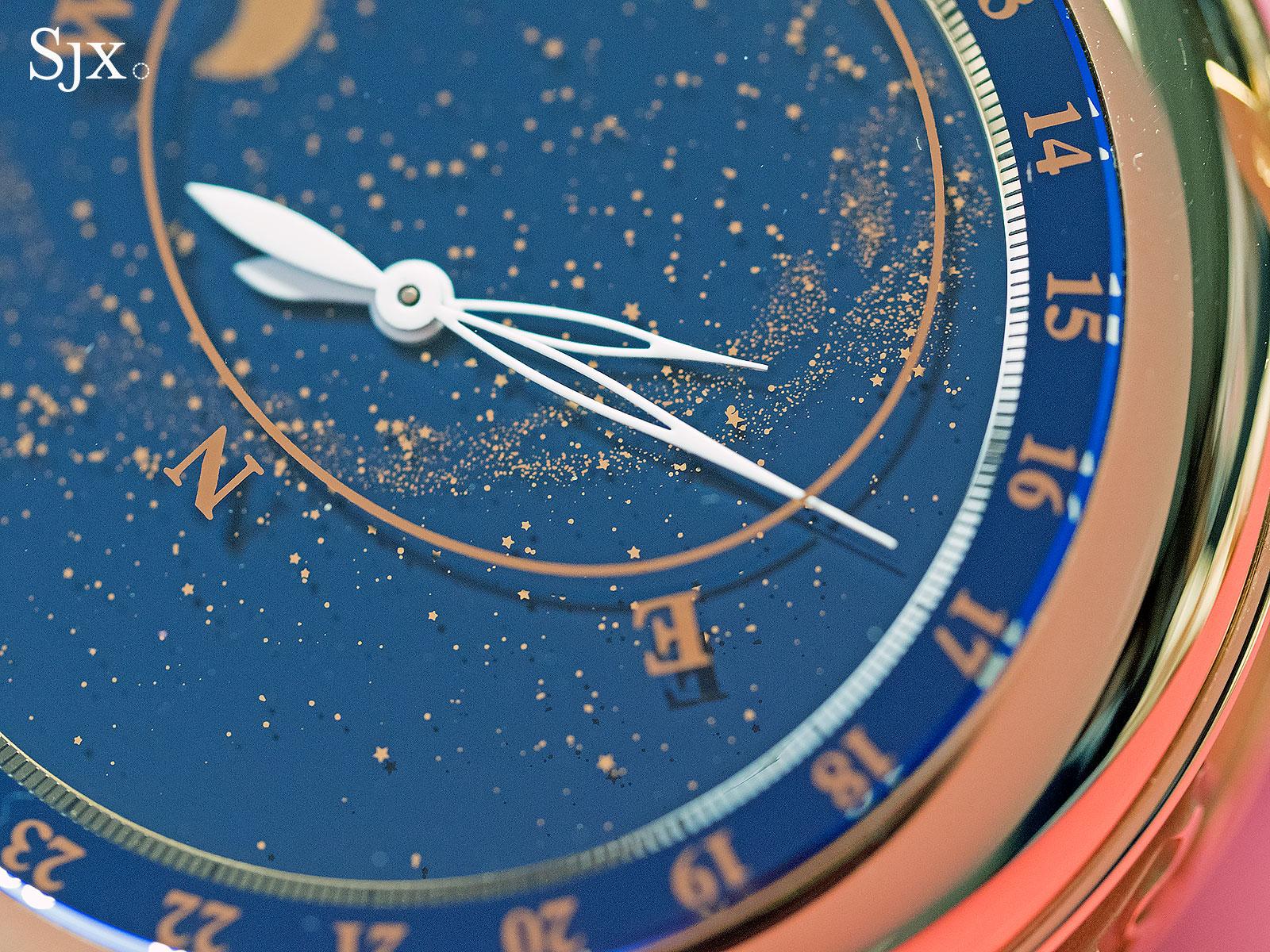 Patek Philippe Sky Moon Tourbillon 5002R Sothebys 7