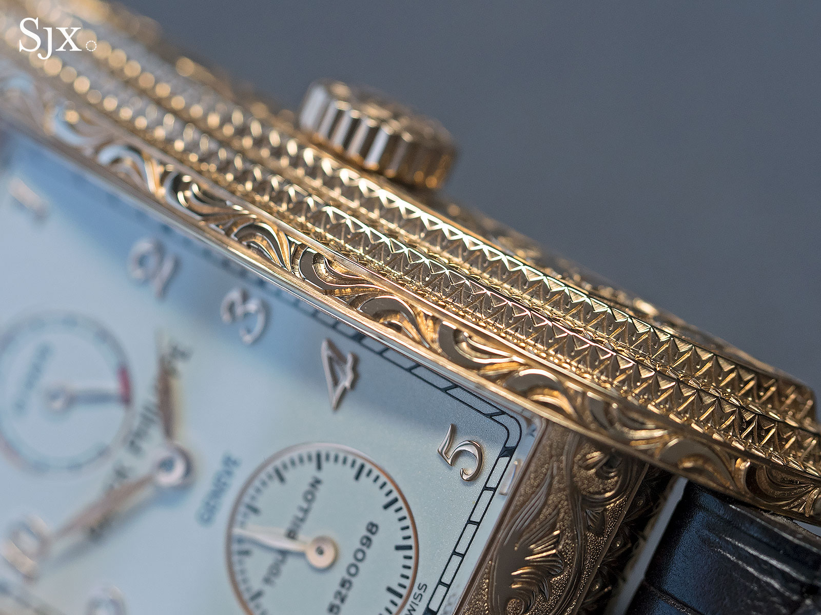 Patek Philippe Tourbillon Rare Handcrafts ref. 5101-5