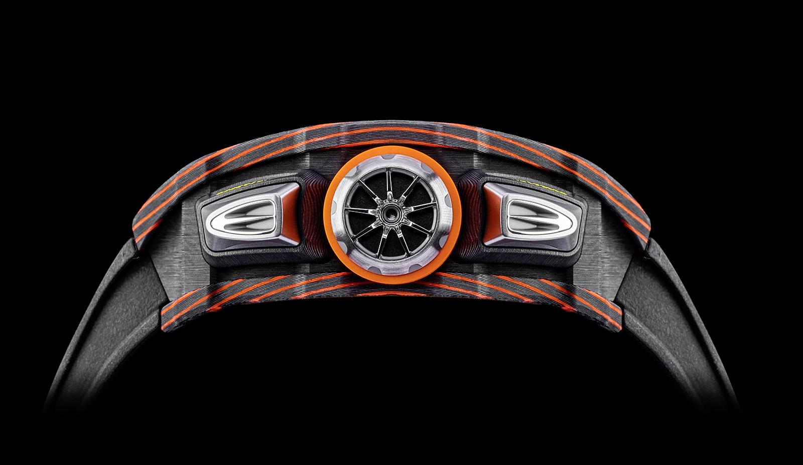 Richard Mille RM11-03 McLaren 4