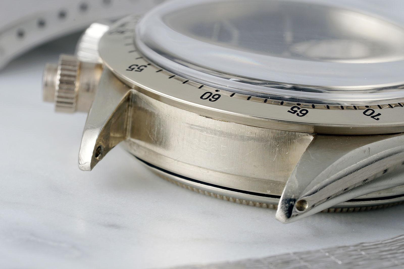 Rolex Daytona 6265 white gold 3
