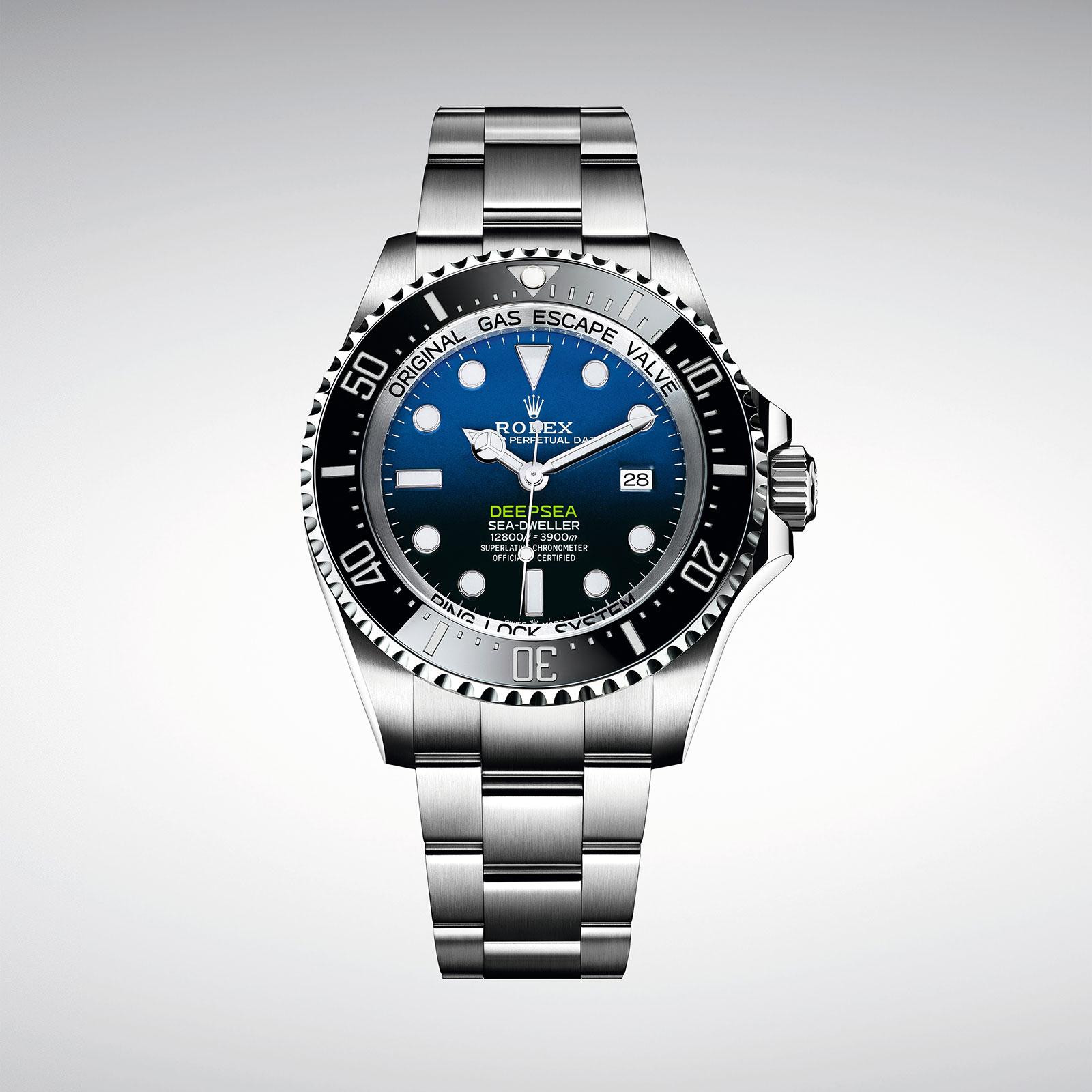 Rolex Deepsea D-Blue 2018