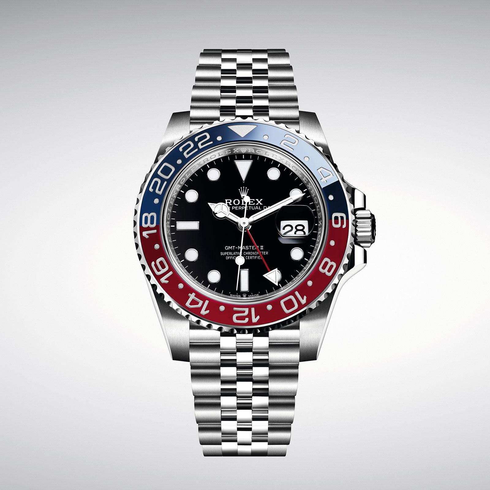 Rolex GMT-Master Pepsi 126710 BLRO