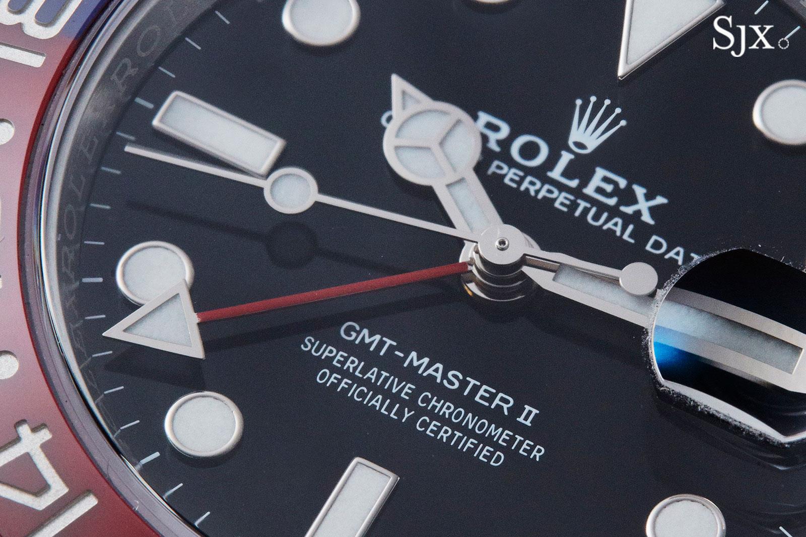 Rolex GMT-Master Pepsi Jubilee 5