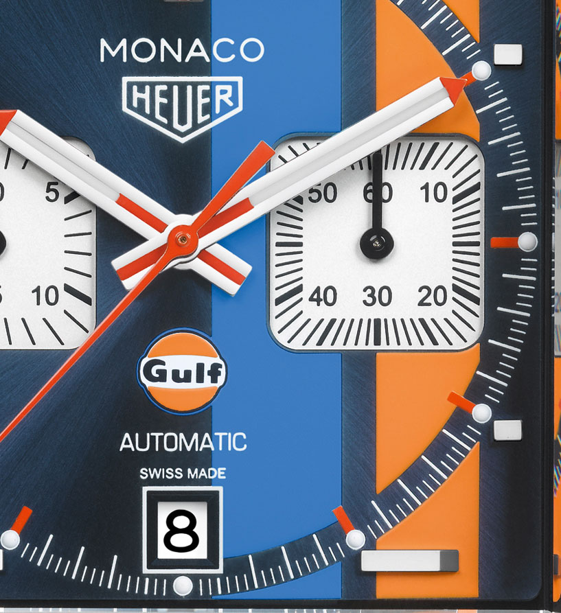 TAG Heuer Monaco Gulf watch 2