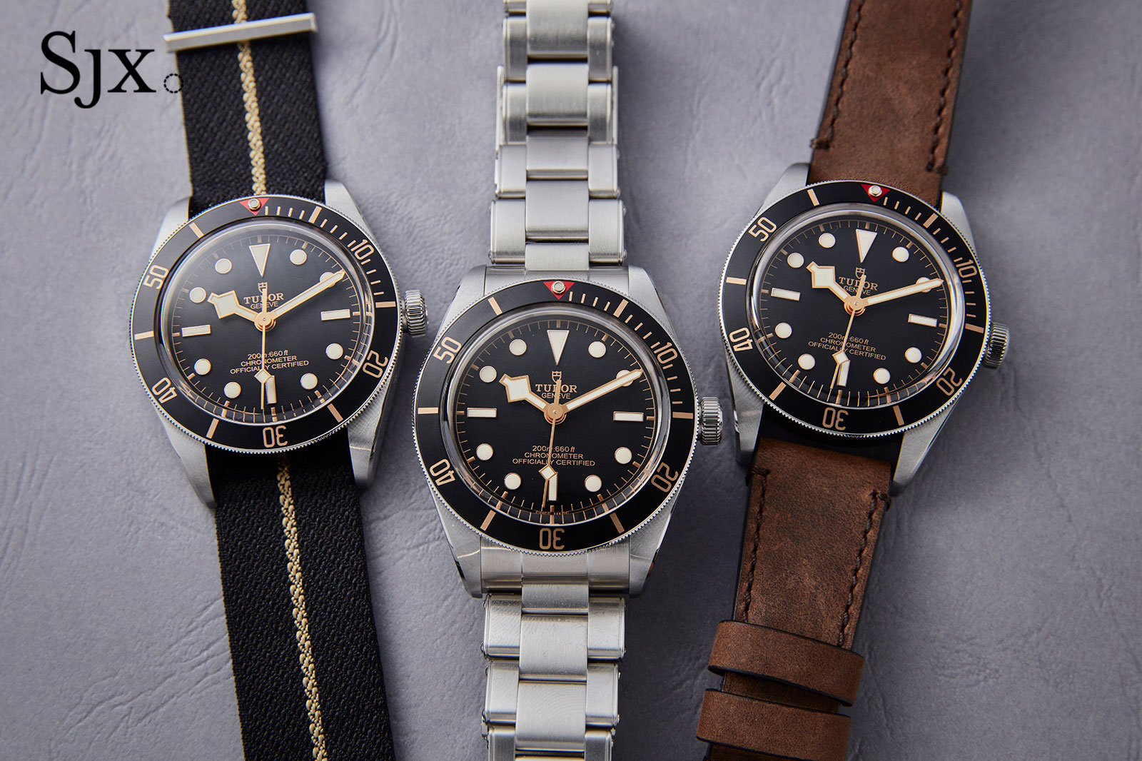 Tudor Black Bay Fifty-Eight 79030N-7