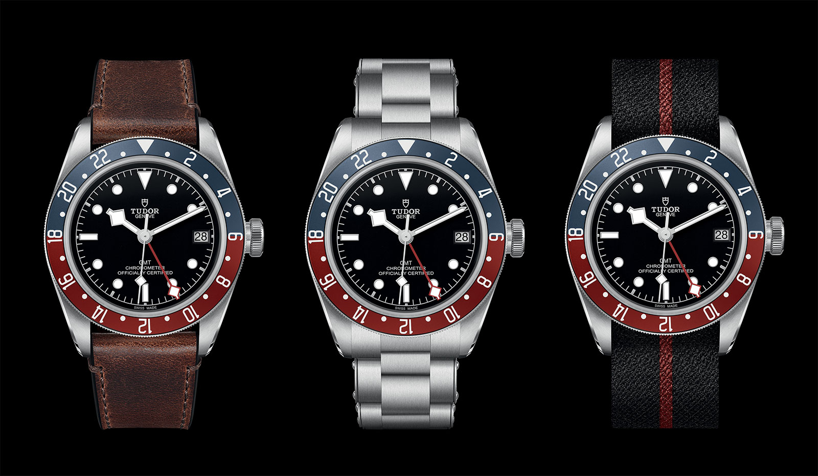 Tudor Black Bay GMT 2