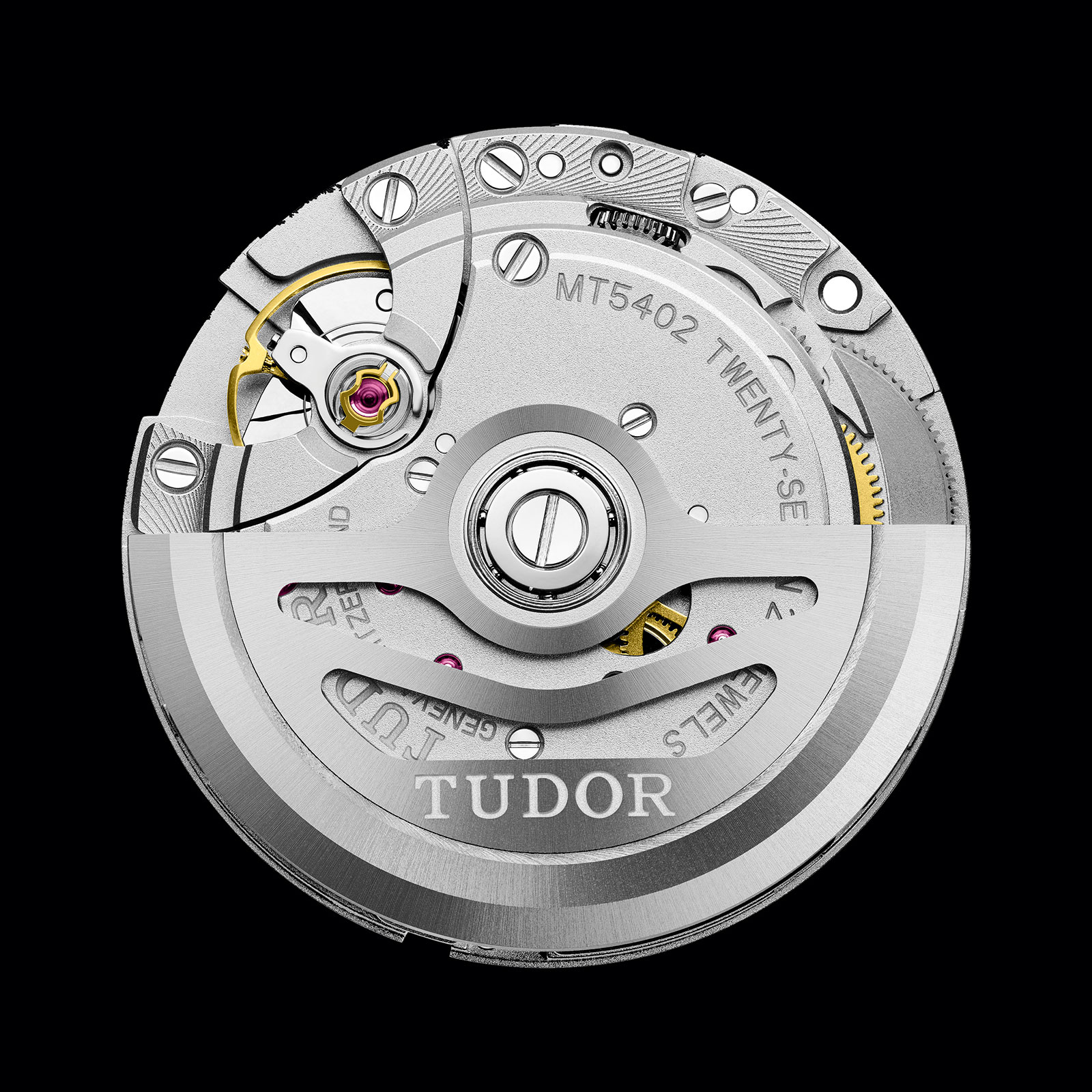 Tudor MT5402 movement