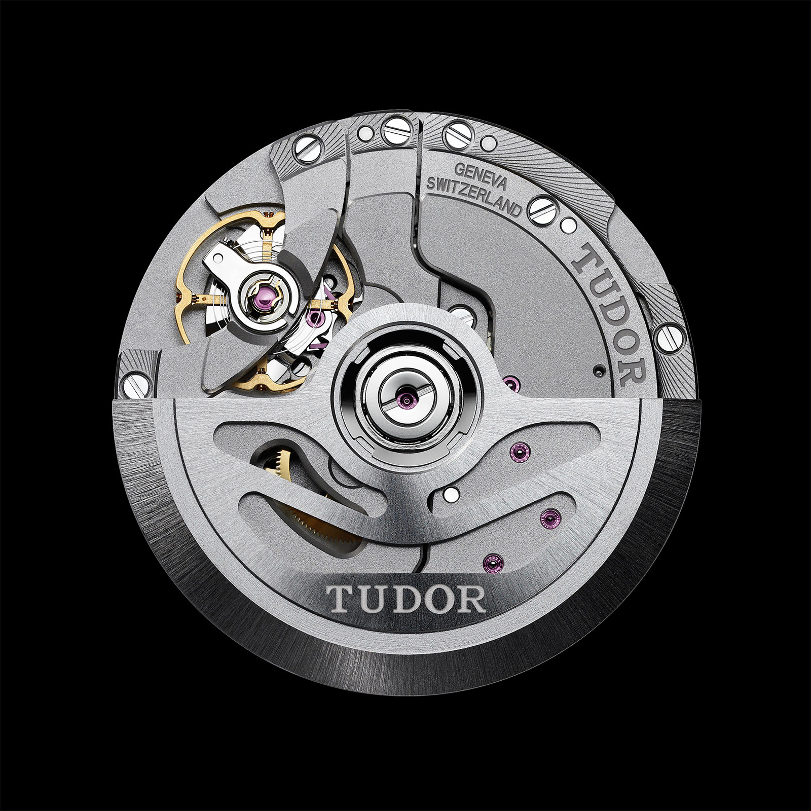Tudor MT5652 movement