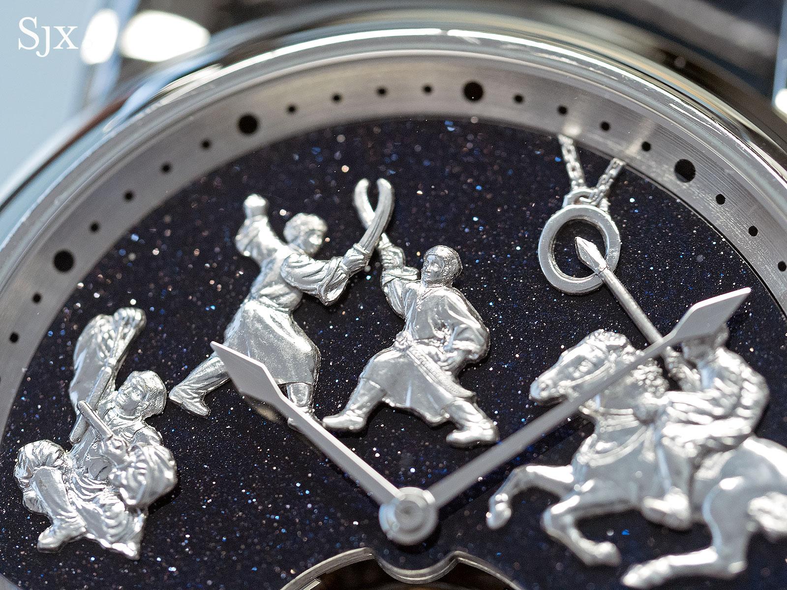Ulysse Nardin Genghis Khan minute repeater 7