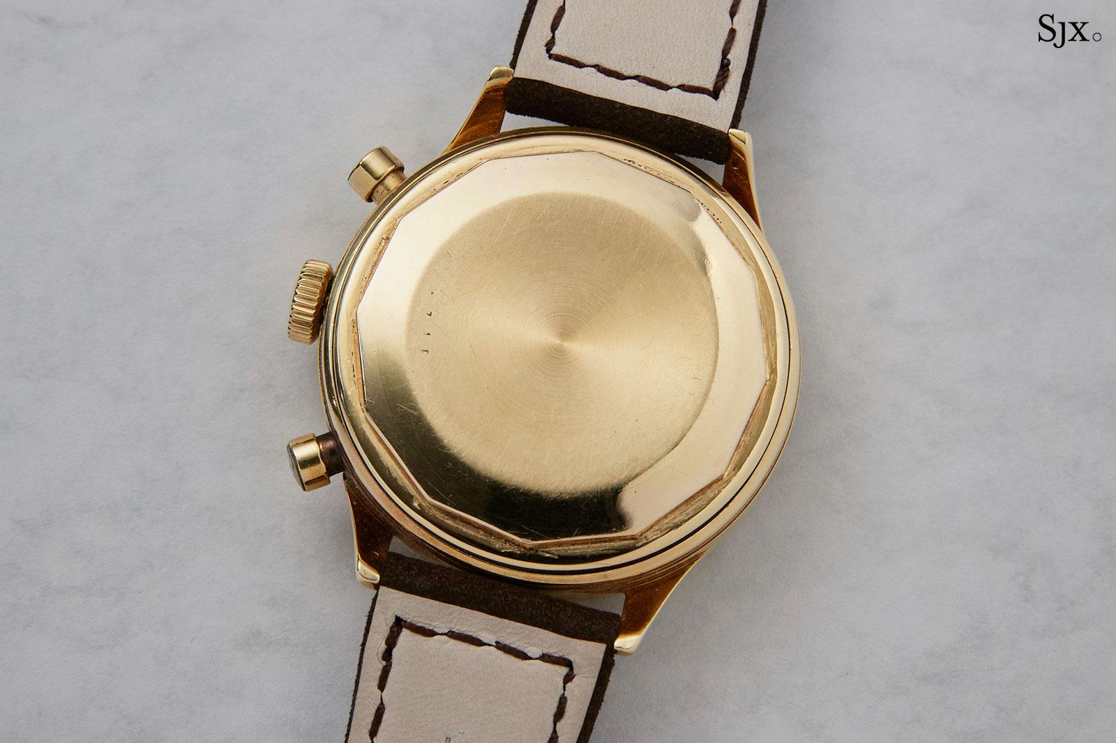 Breguet Type XX 18k gold vintage 3