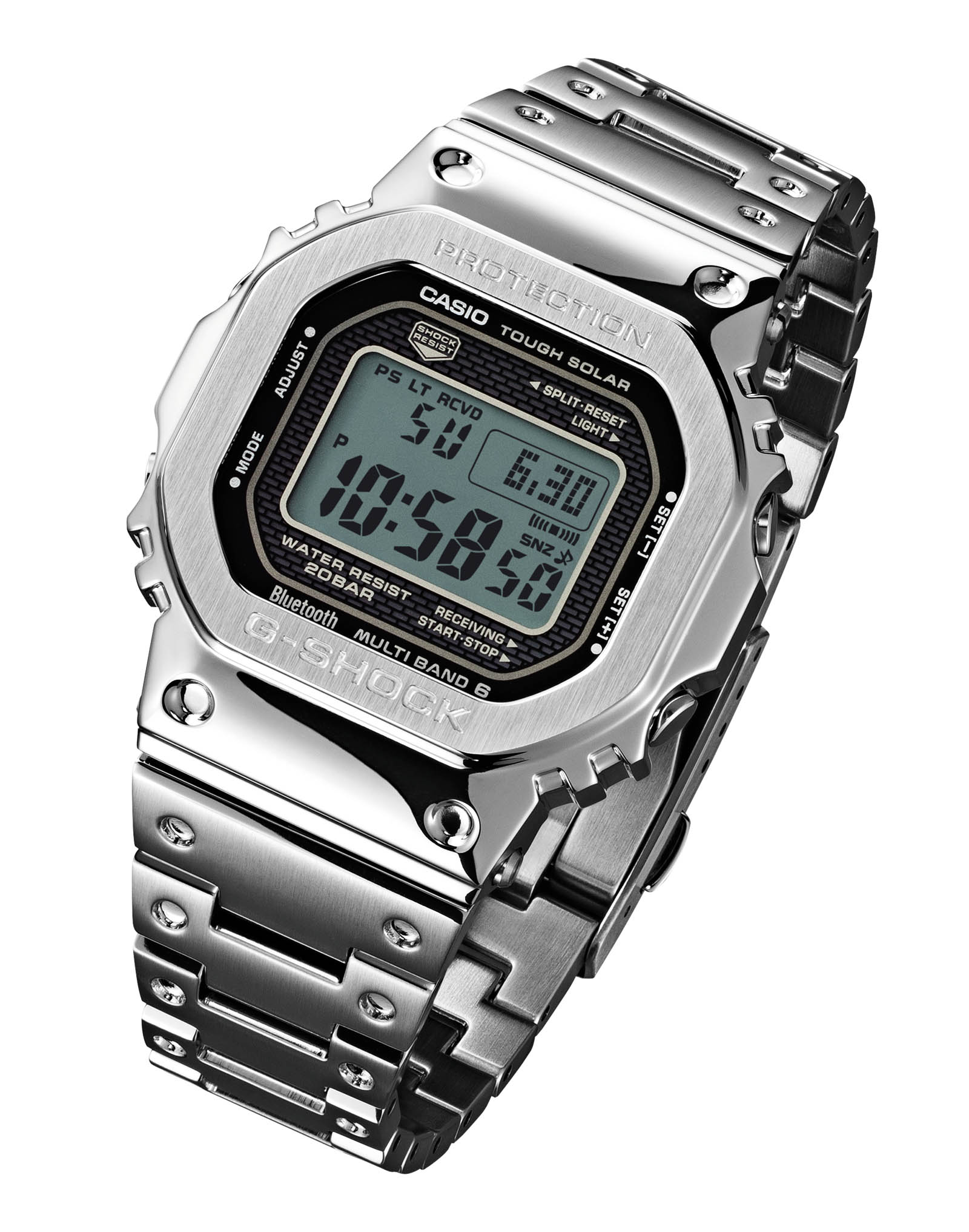 Casio G-Shock GMW-B5000 3