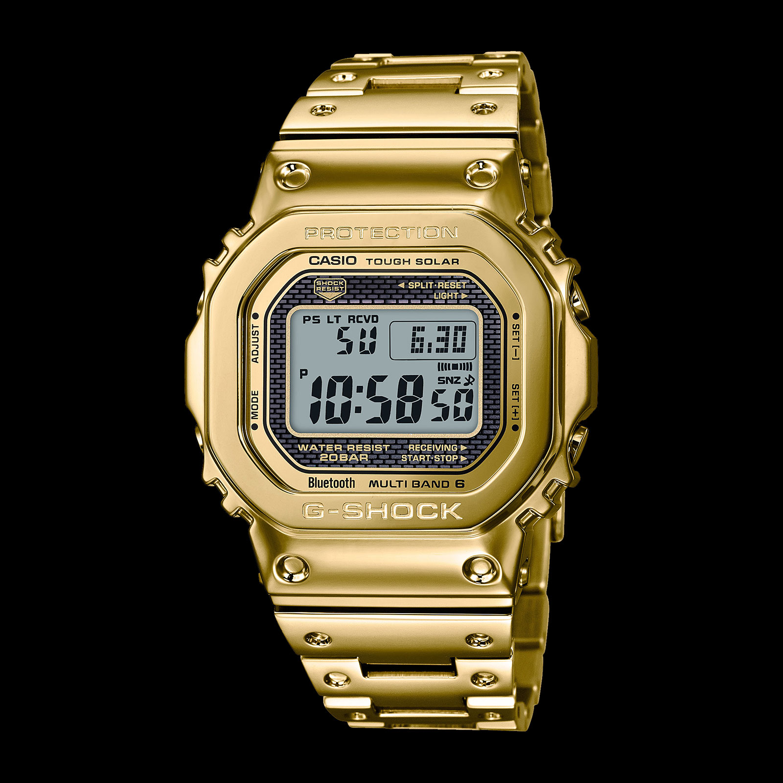 Casio (Finally) Introduces the Original G-Shock in Metal – Including ... cb508d1531b1