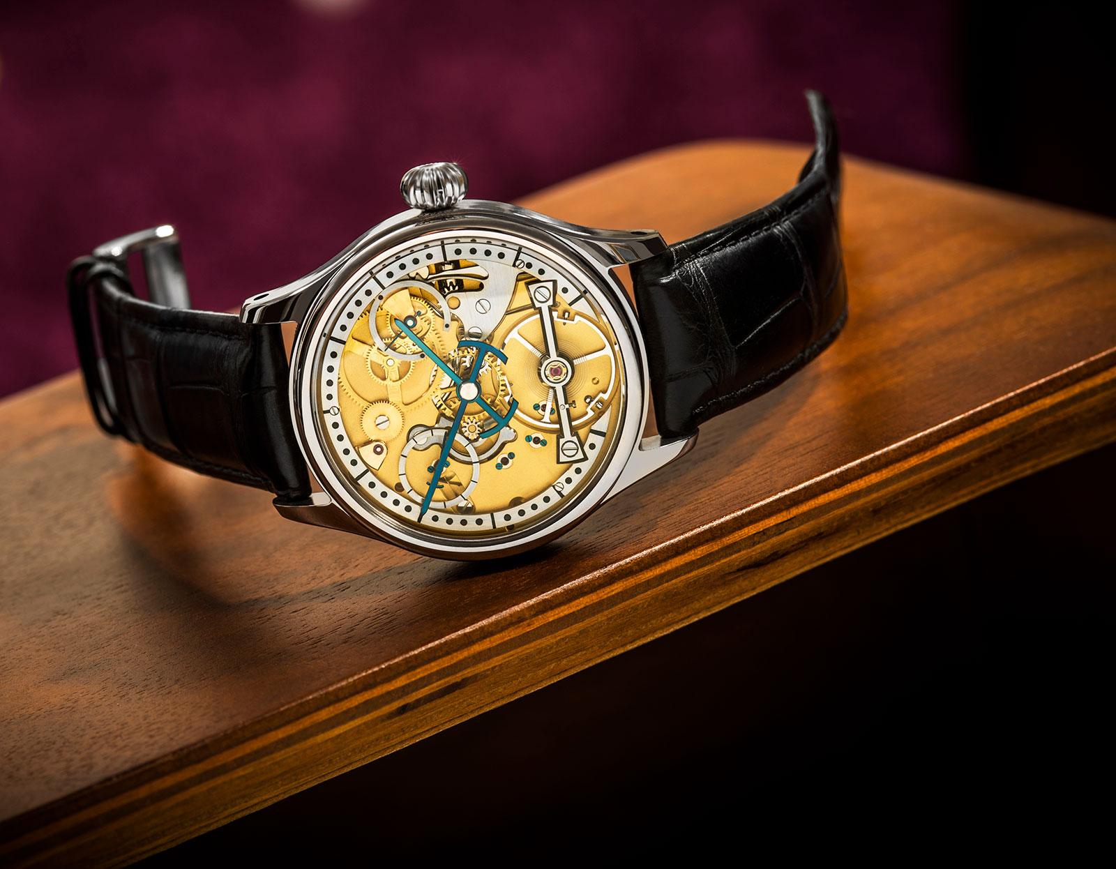 Garrick S1 watch 2