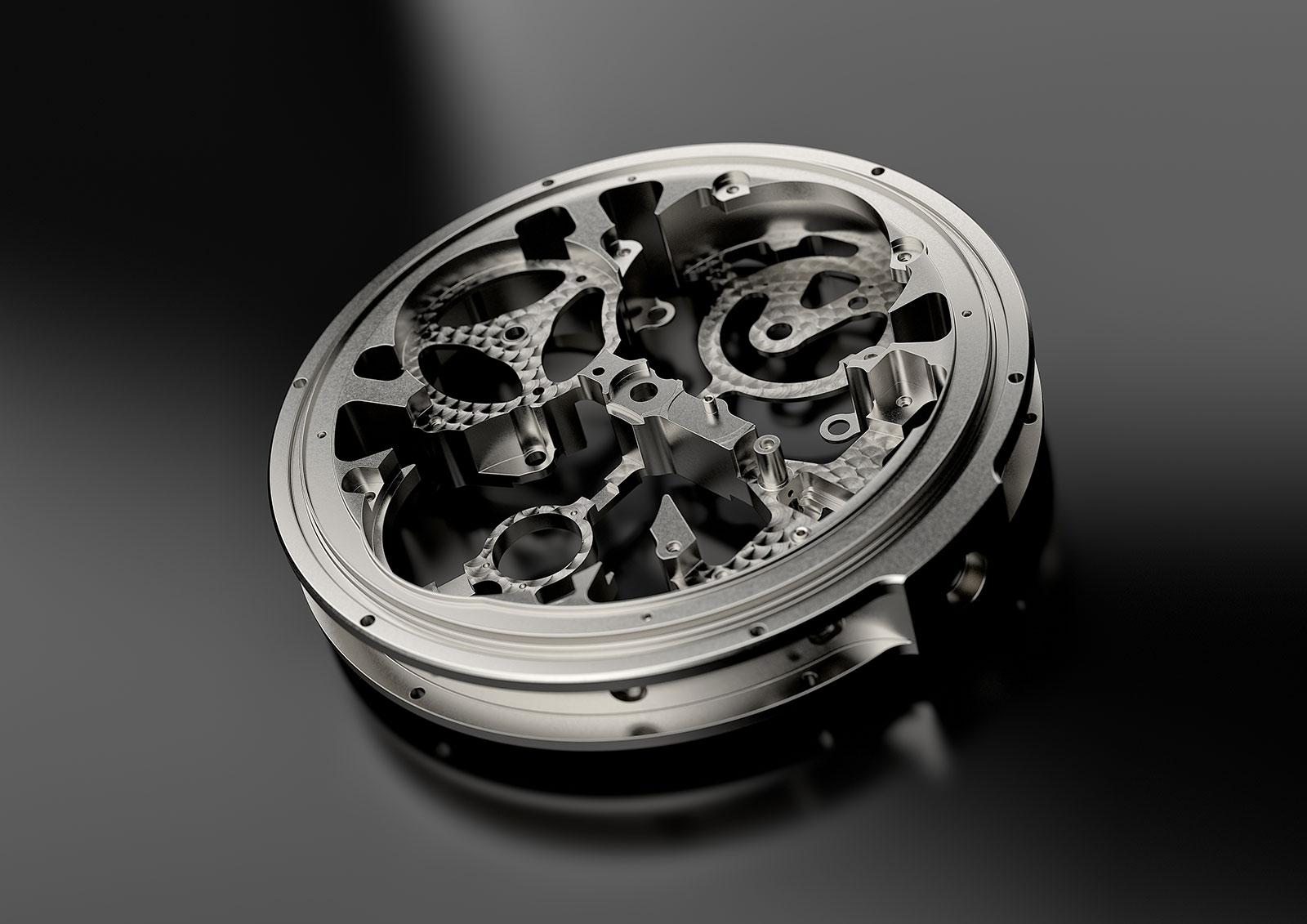 Karoshi Watches k-011-os-01 tourbillon 3