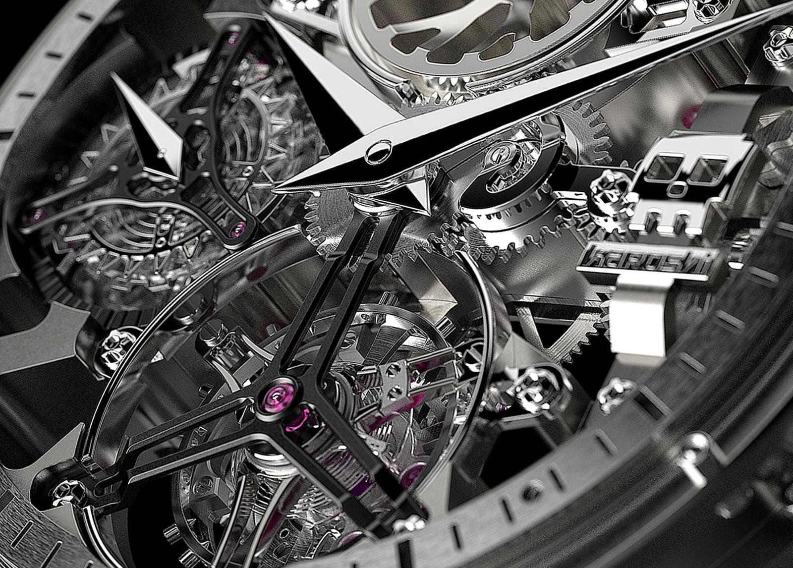 Karoshi Watches k-011-os-01 tourbillon 4
