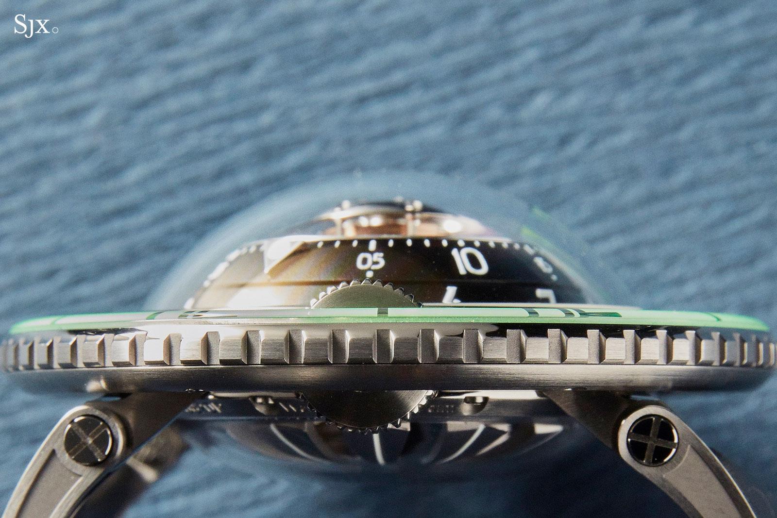 MBF HM7 Aquapod Titanium Green 5