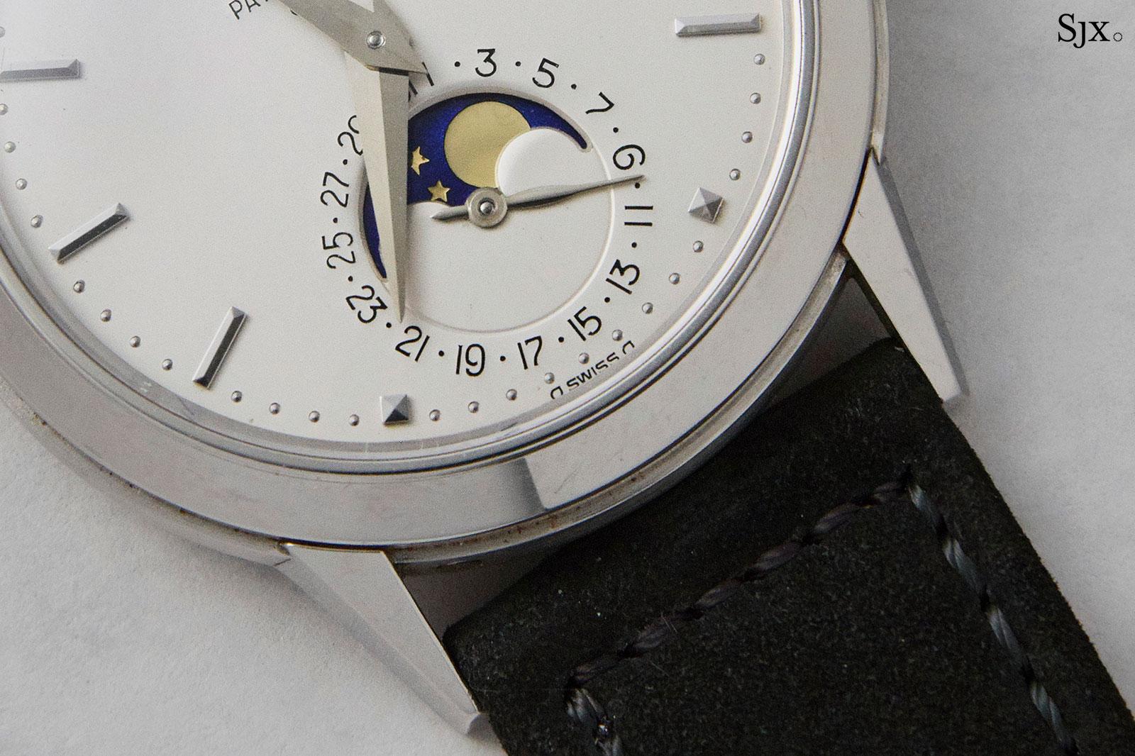 Patek Philippe 3448 platinum 1
