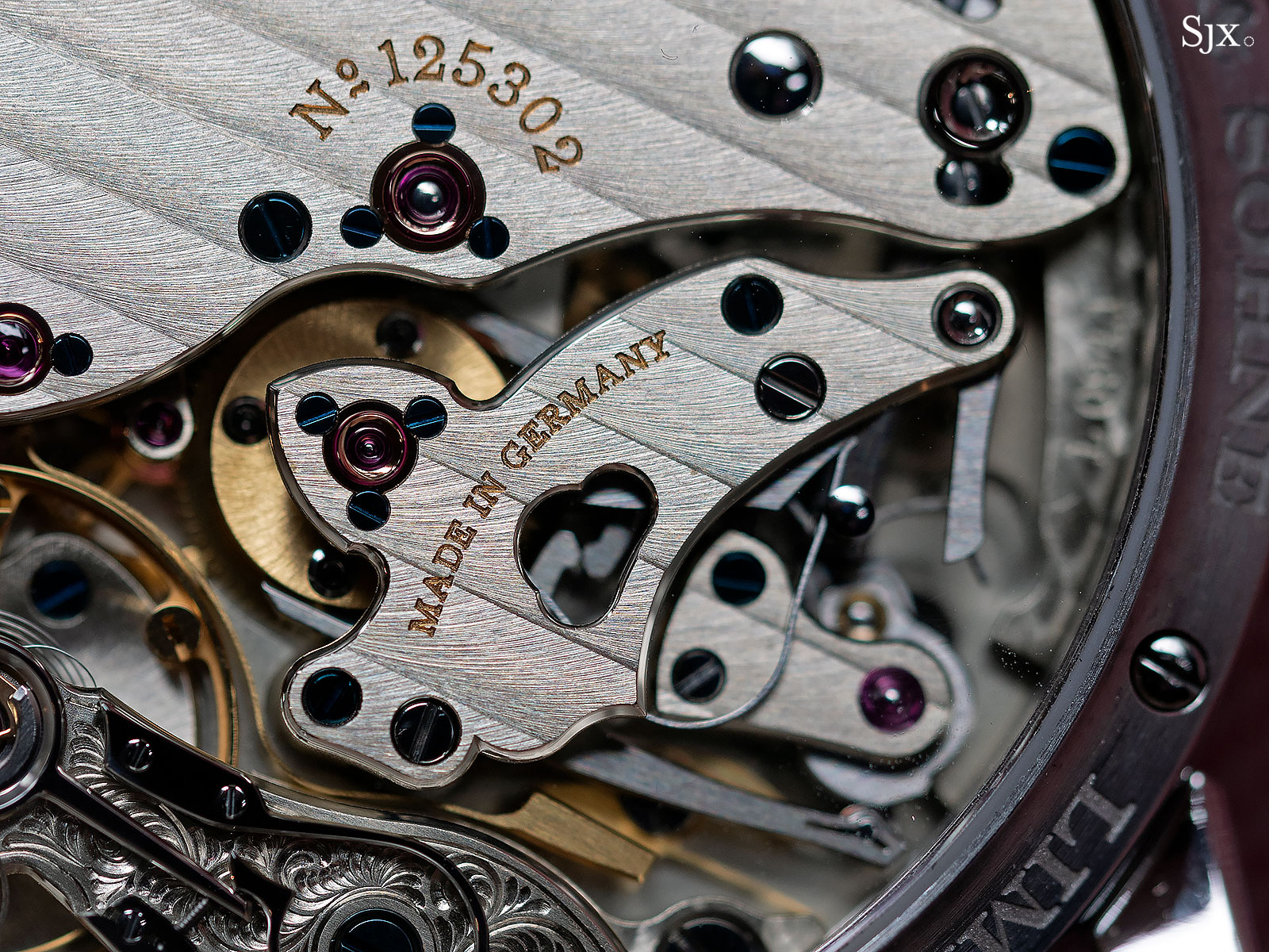 Richard Lange Jumping Seconds Watch review 10