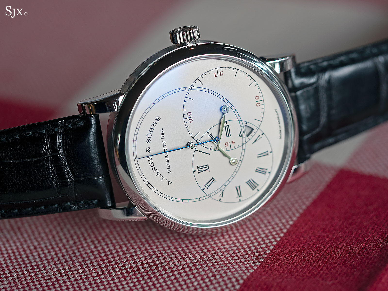 Richard Lange Jumping Seconds Watch review 11