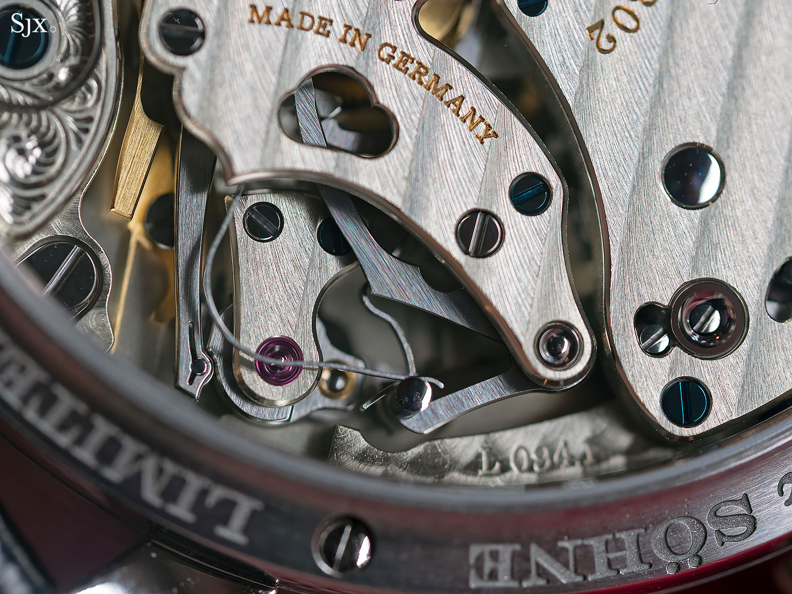 Richard Lange Jumping Seconds Watch review 5
