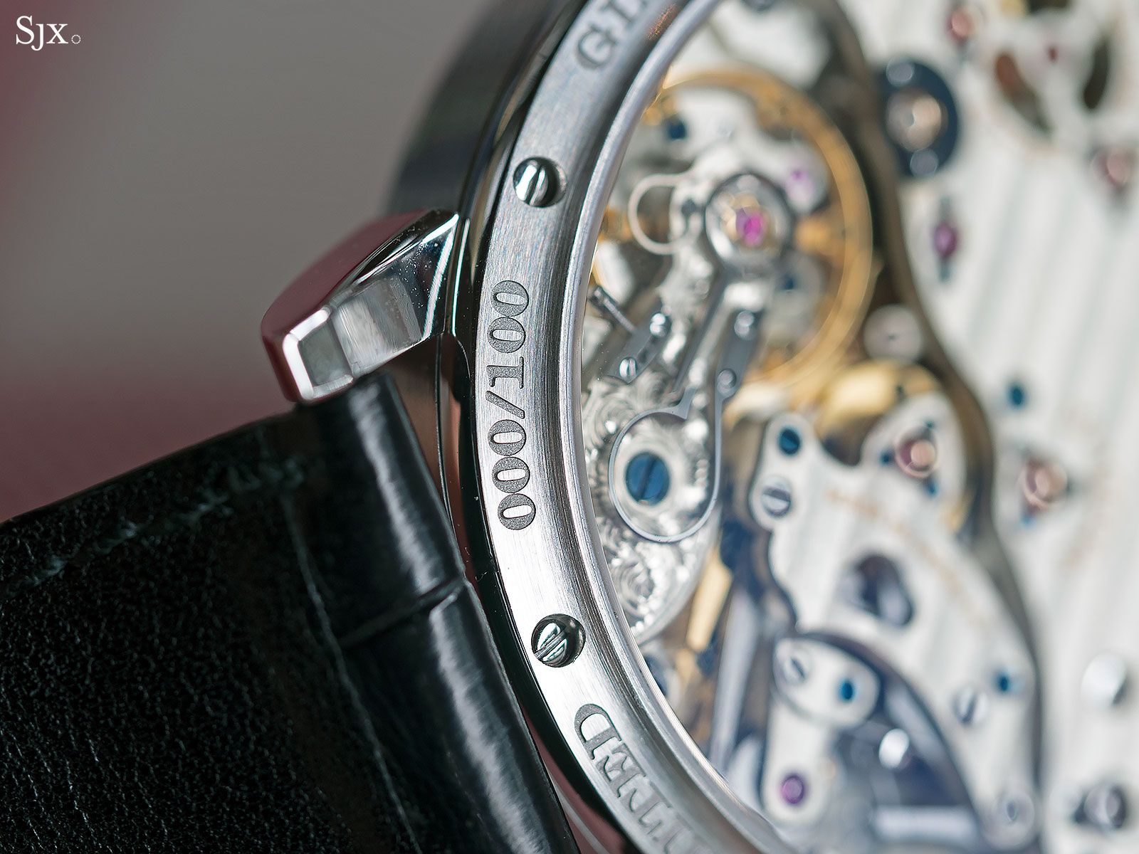 Richard Lange Jumping Seconds Watch review 9