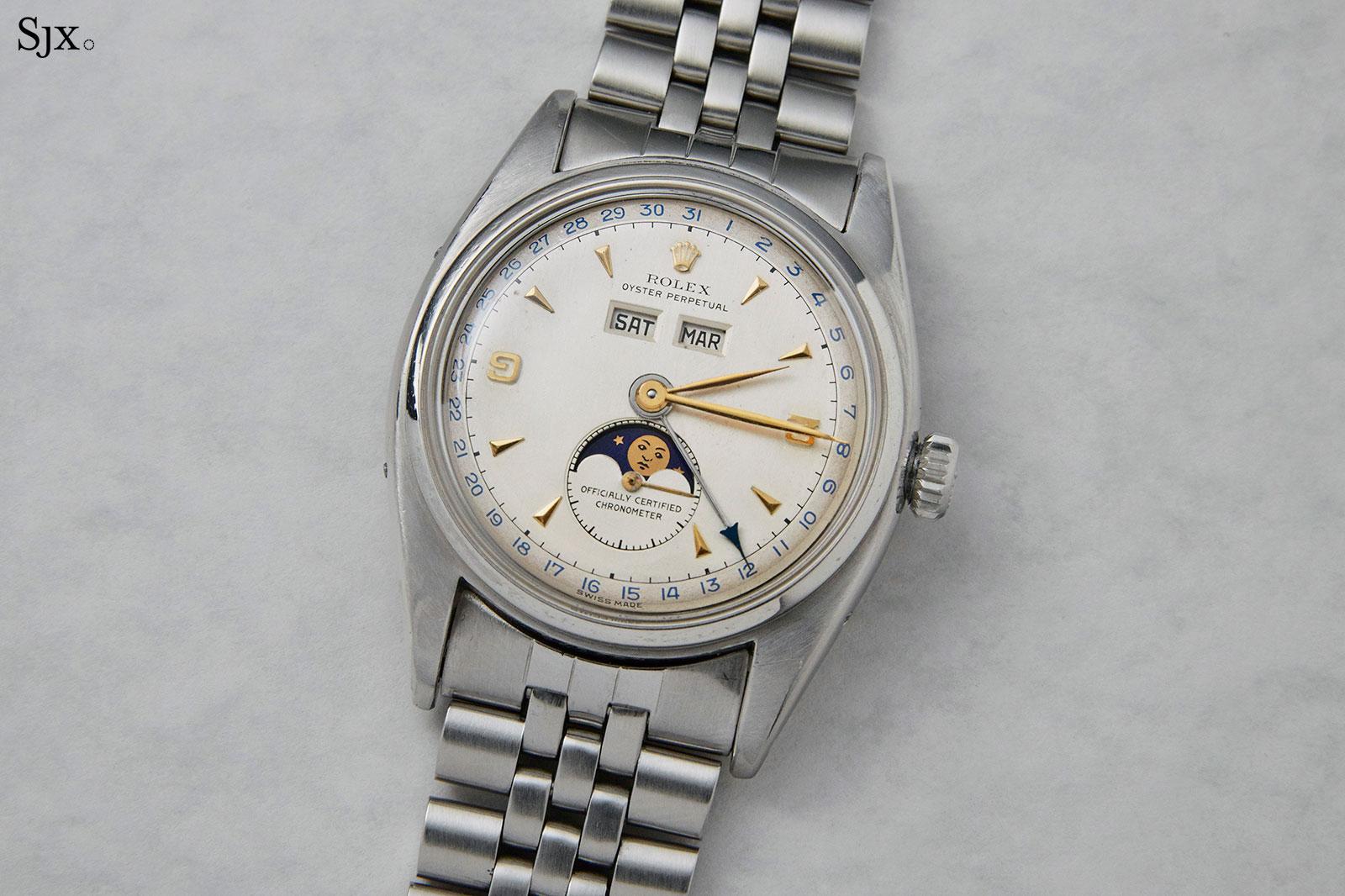 Rolex 6062 Stelline steel 2