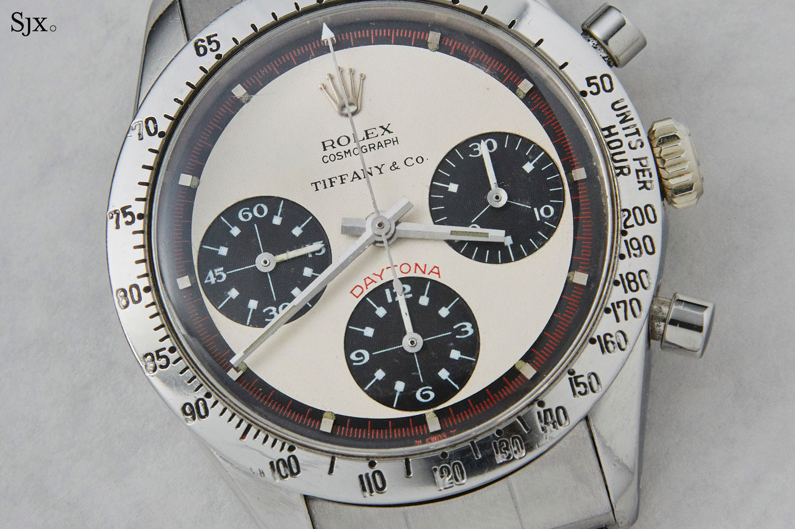 Rolex Daytona 6239 Paul Newman Tiffany dial 1