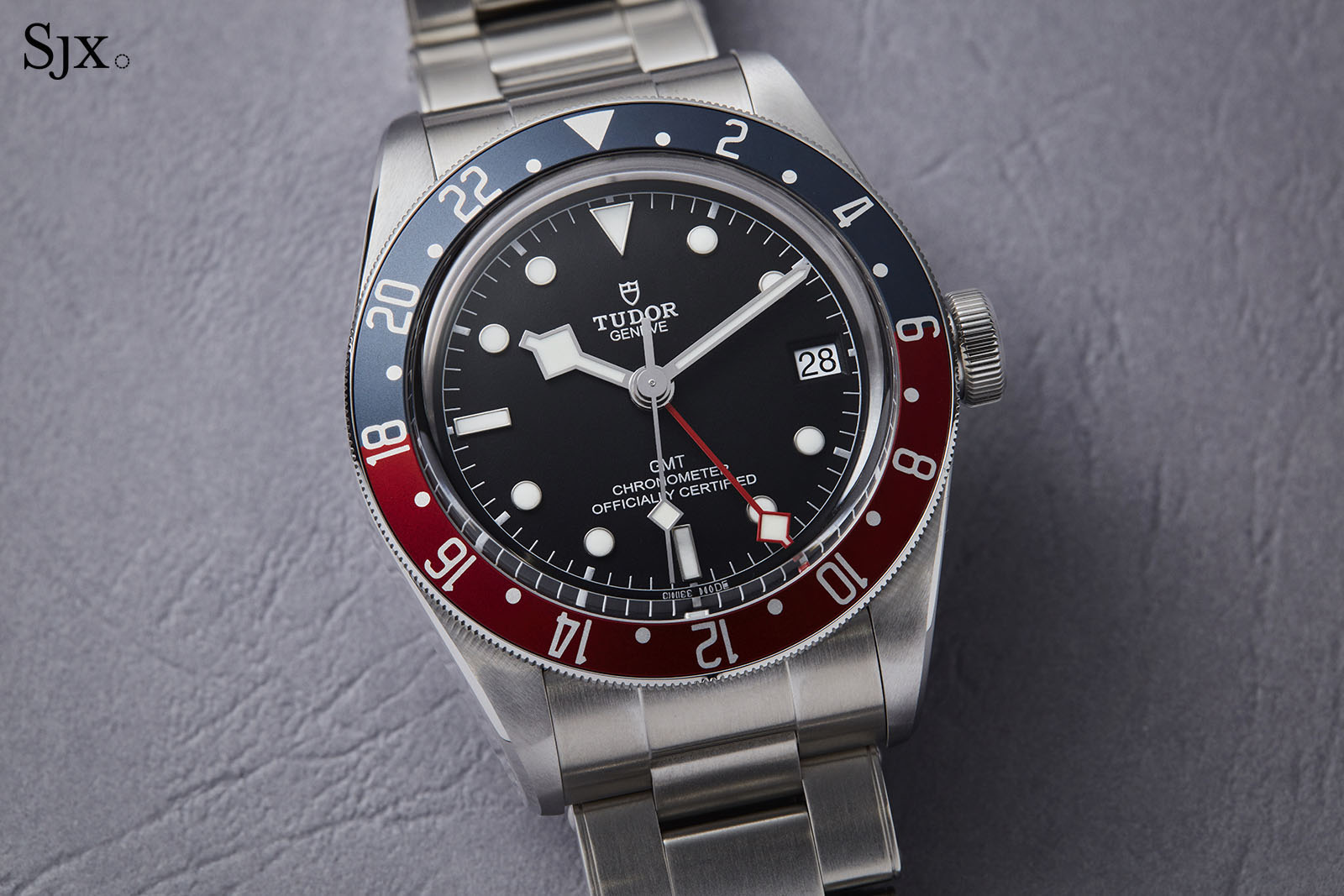 06a29971f26 Up Close with the Tudor Black Bay GMT A travel watch winner.