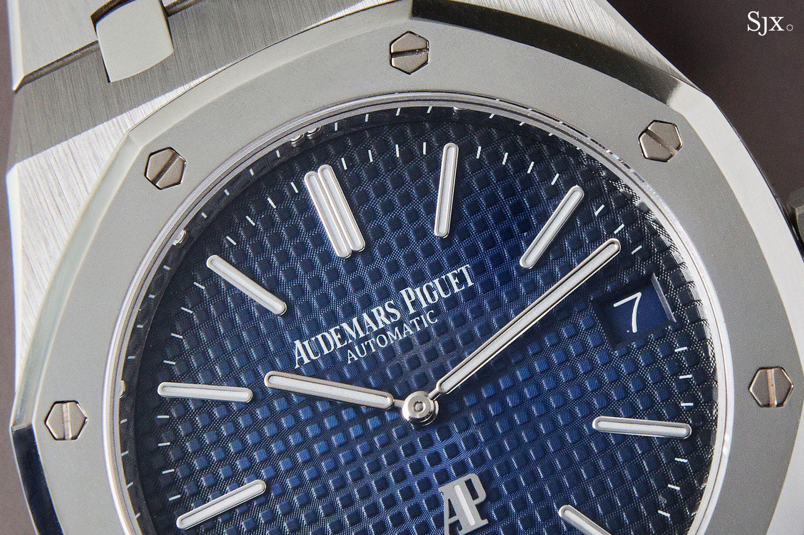 Audemars Piguet Royal Oak Ti platinum 15202IP 1