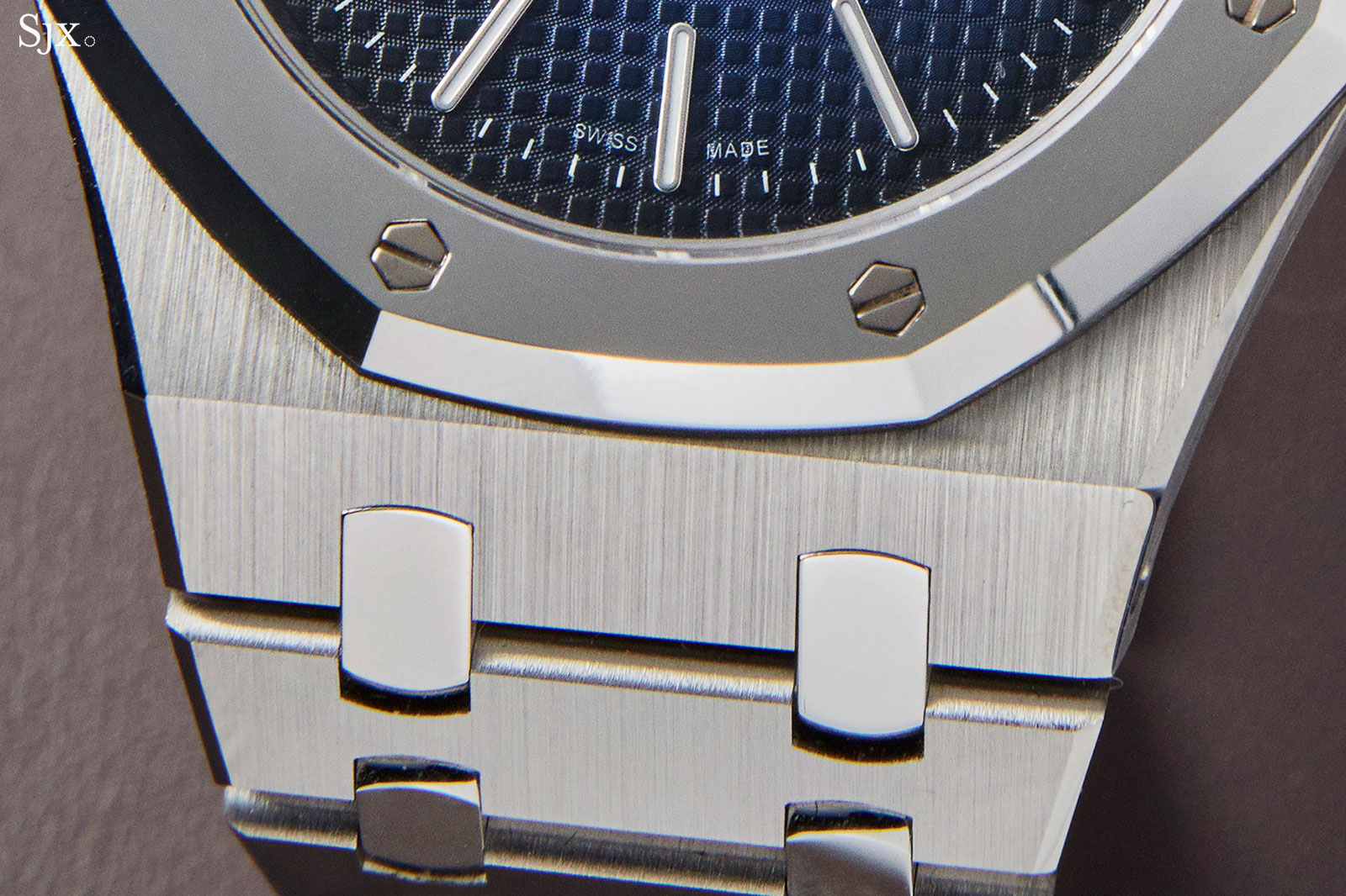Audemars Piguet Royal Oak Ti platinum 15202IP 2