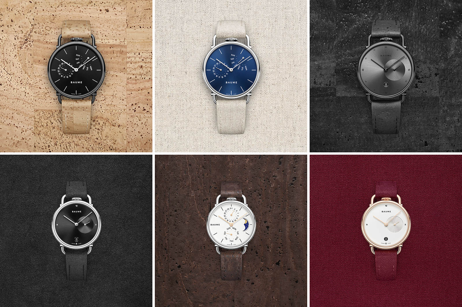 Baume-Custom Timepiece Series