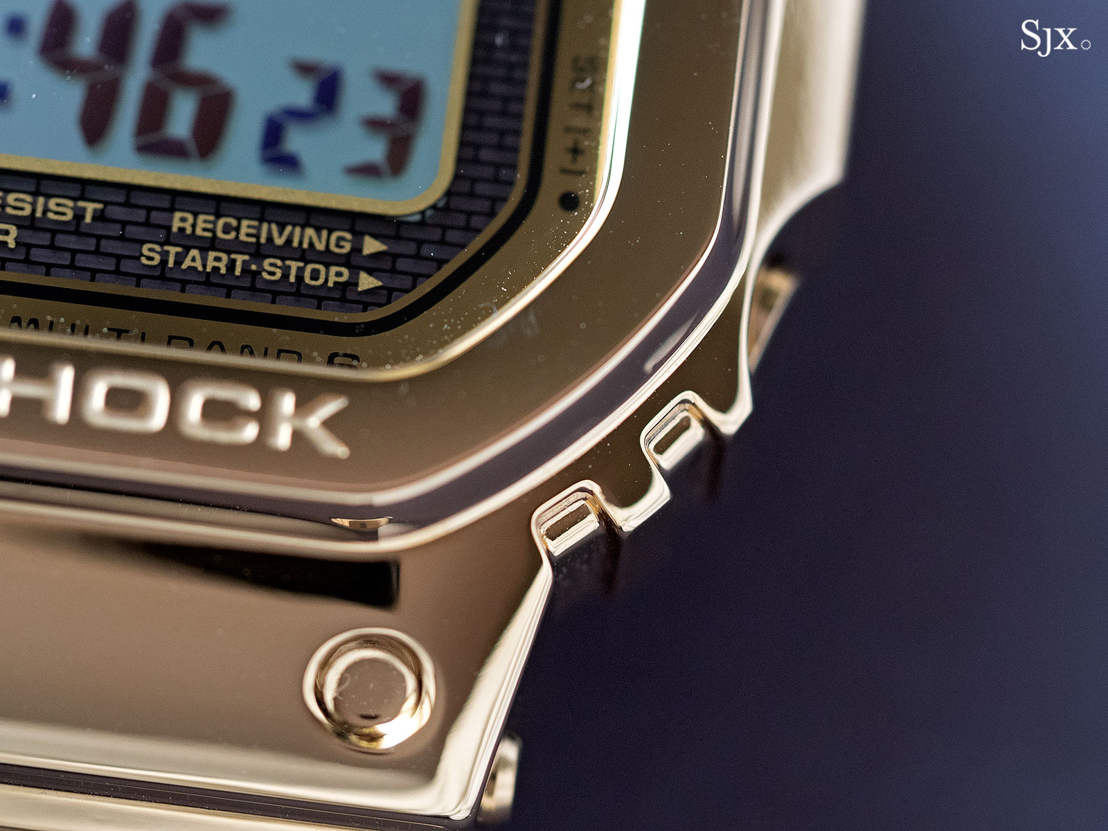 G Shock Full Metal Gold 35th Anniversary 11
