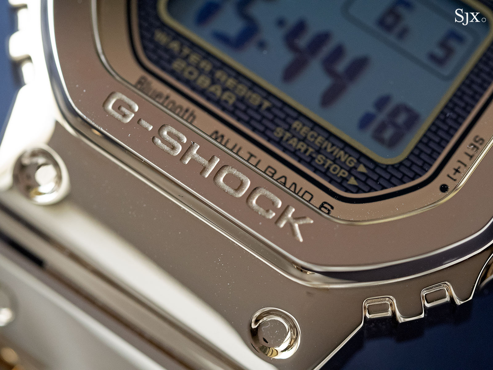G Shock Full Metal Gold 35th Anniversary 2