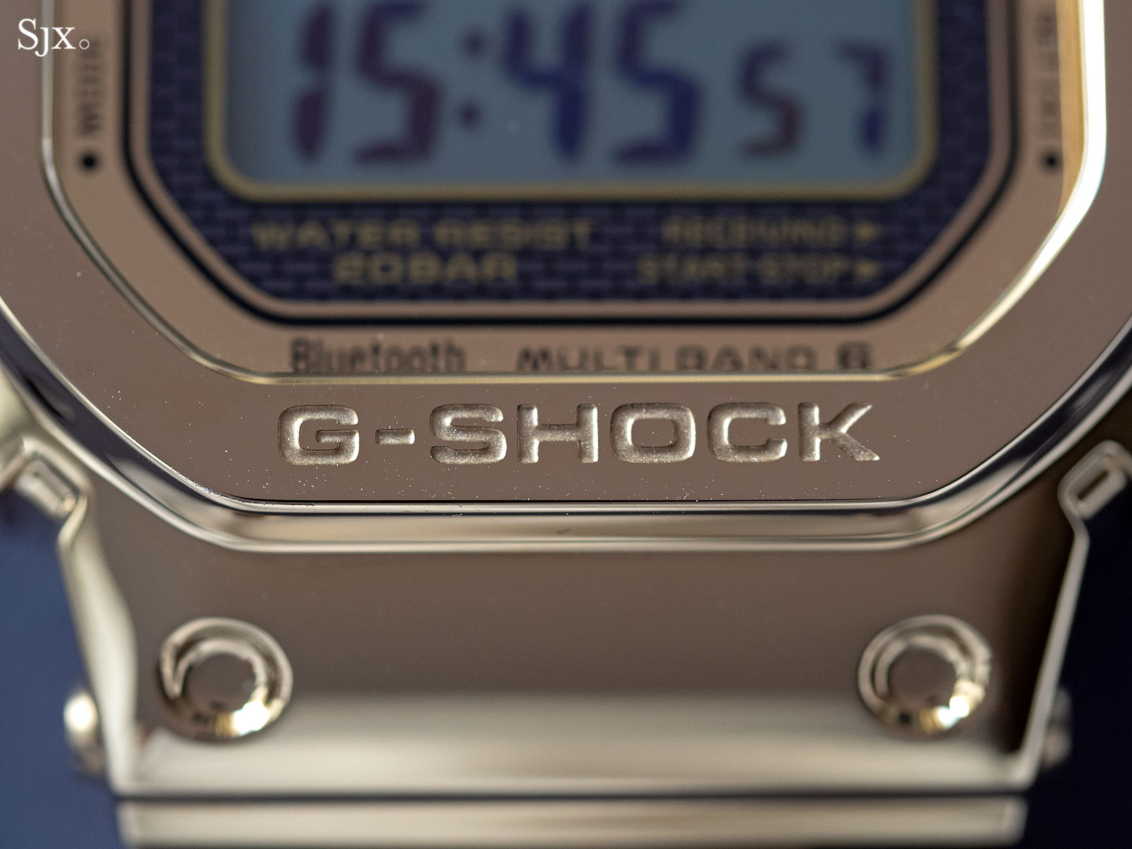 G Shock Full Metal Gold 35th Anniversary 8