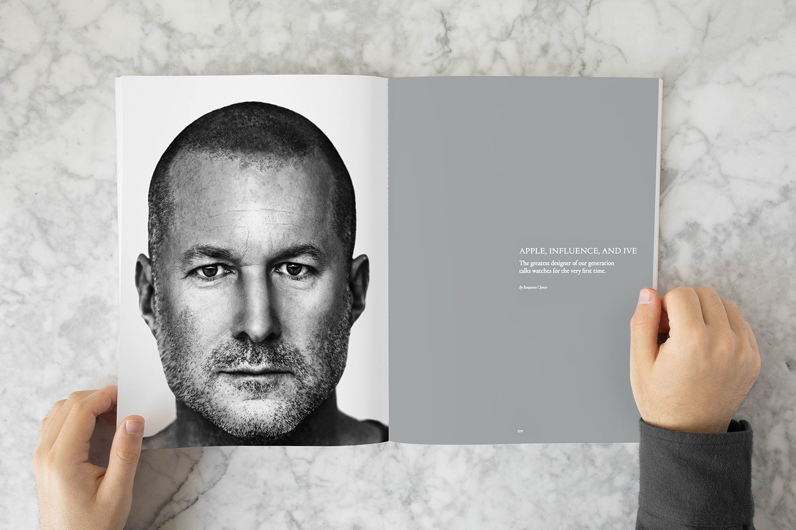 Hodinkee Magazine Vol 2 Jony Ive 3