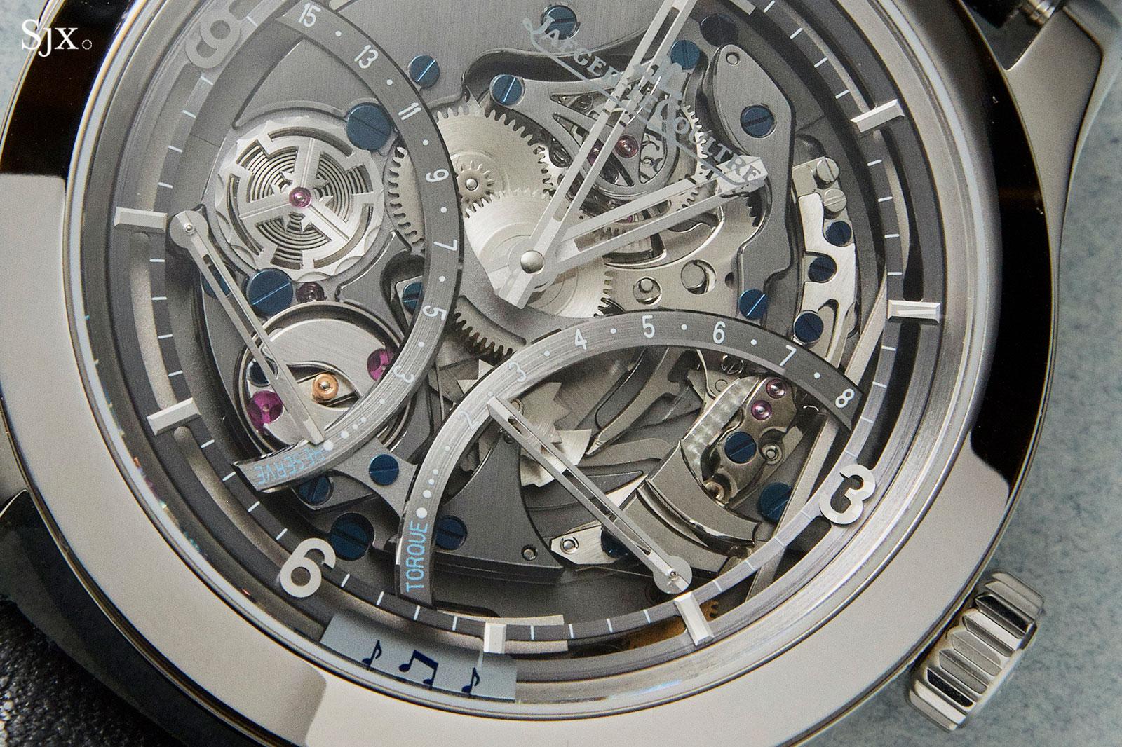 Jaeger-LeCoultre Master Minute Repeater titanium 1
