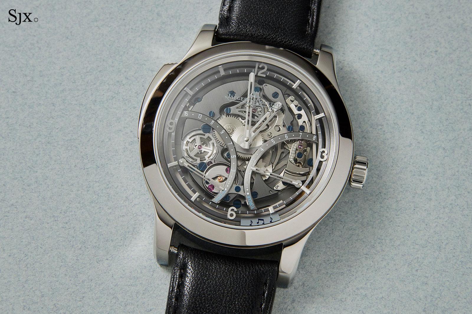 Jaeger-LeCoultre Master Minute Repeater titanium 2