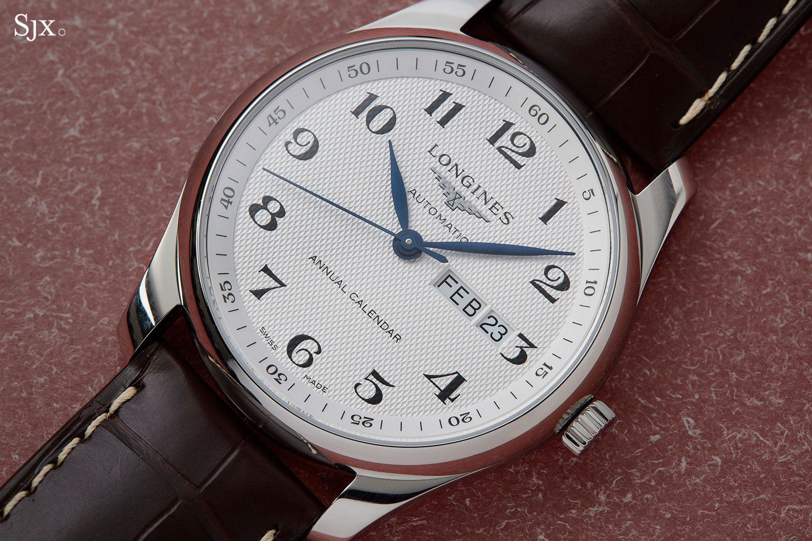 Longines Master Collection Annual Calendar 6