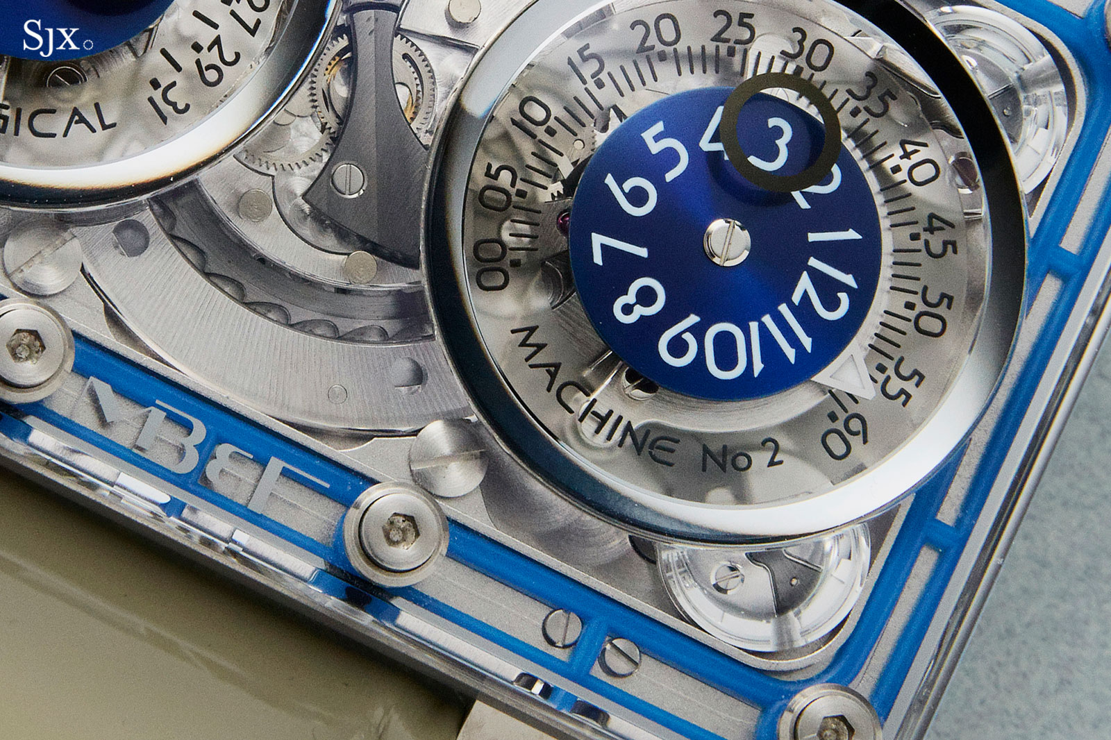 MB&F HM2 SV blue 1
