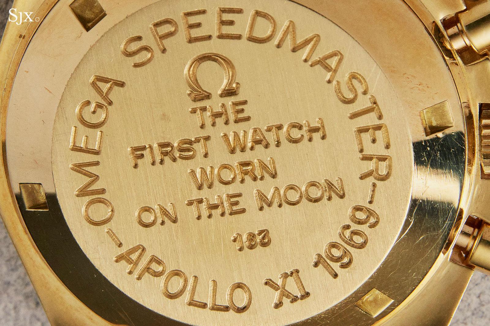 Omega Speedmaster 145.022 18k gold 3