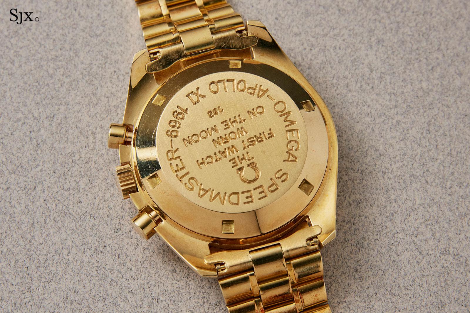 Omega Speedmaster 145.022 18k gold 4
