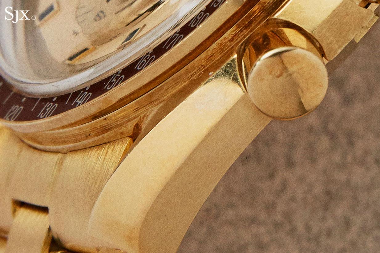 Omega Speedmaster 145.022 18k gold 5