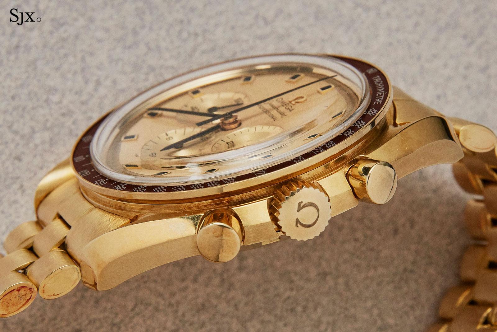 Omega Speedmaster 145.022 18k gold 6