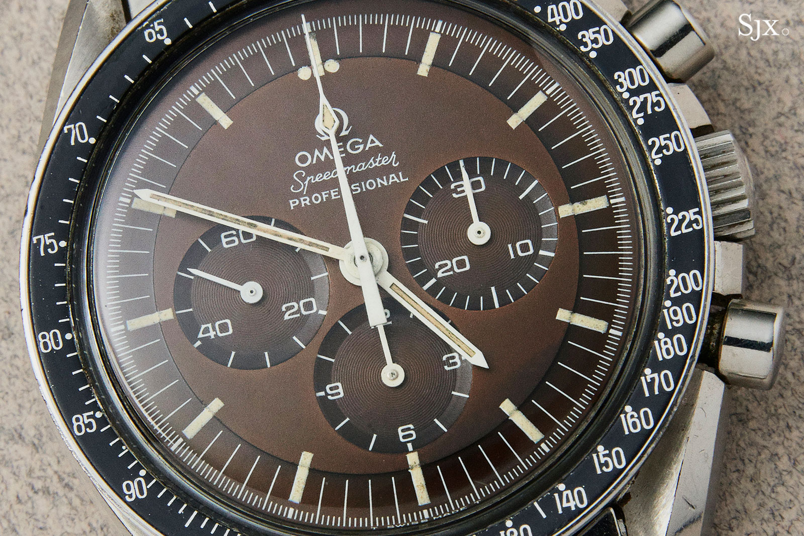 Omega Speedmaster 145.022 tropical 1