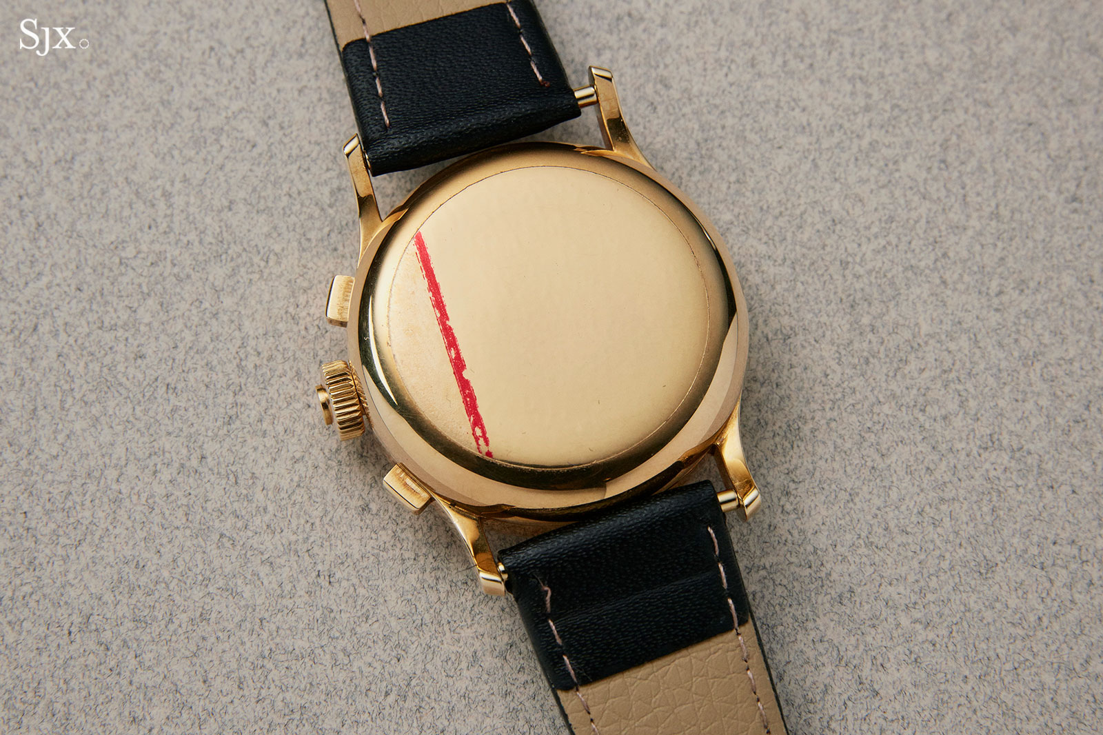 Patek 1436 split seconds chronograph co-axial 4