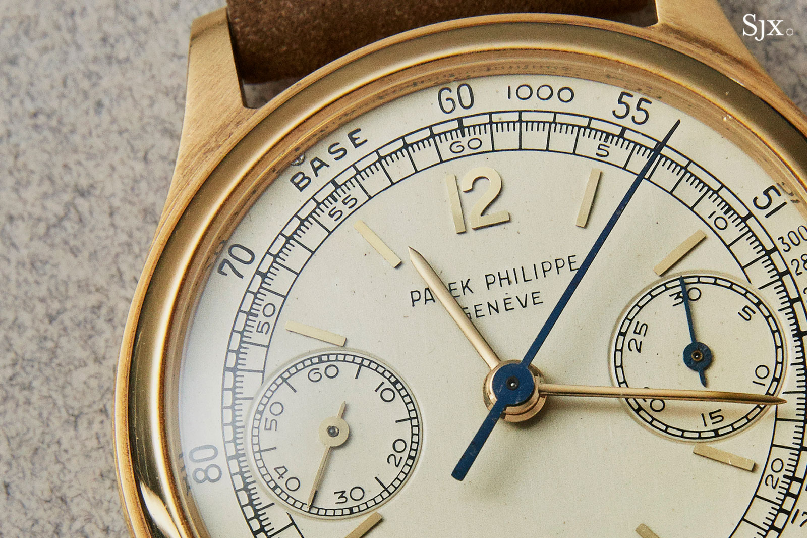 Patek 1463 yellow gold phillips HK 2018 1