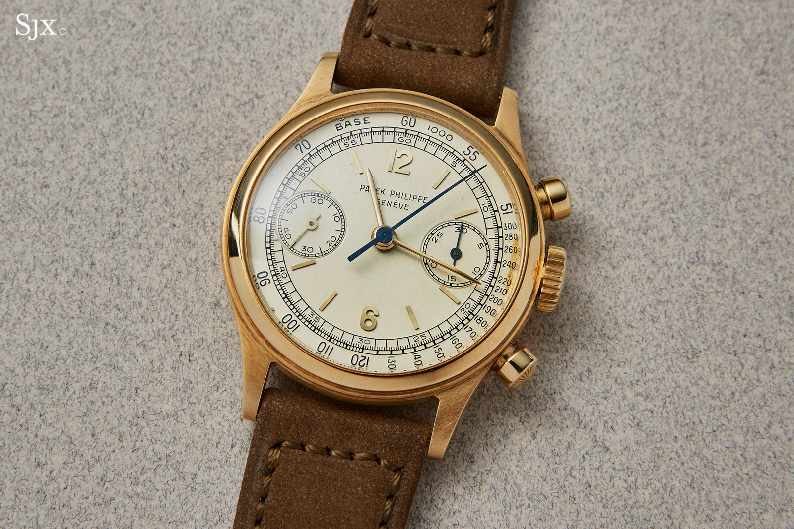 Patek 1463 yellow gold phillips HK 2018 2