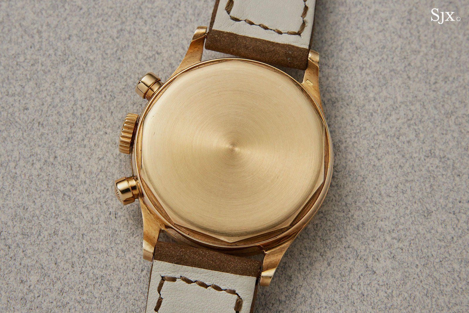 Patek 1463 yellow gold phillips HK 2018 4