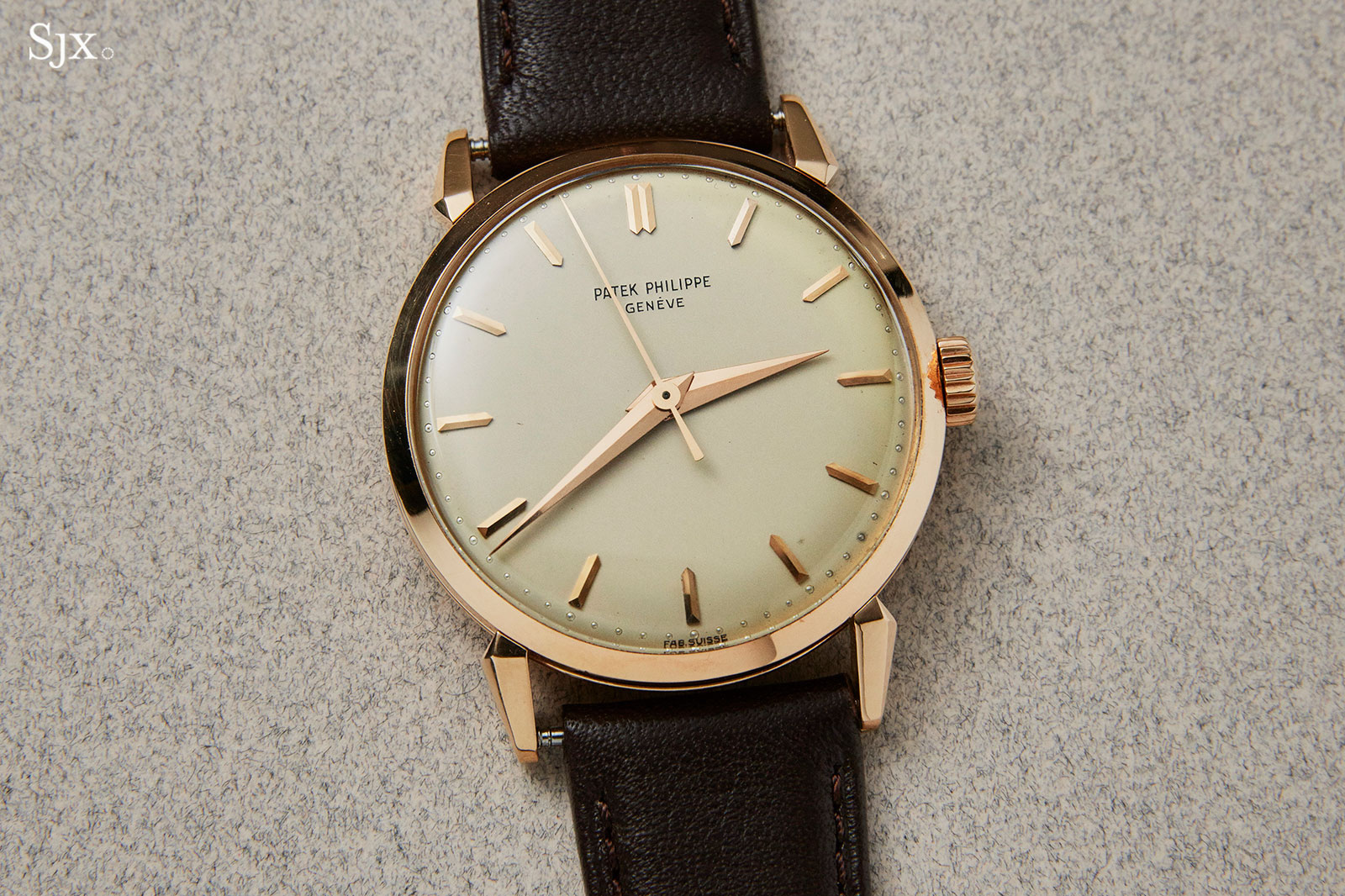 Patek 1578 pink gold phillips 2