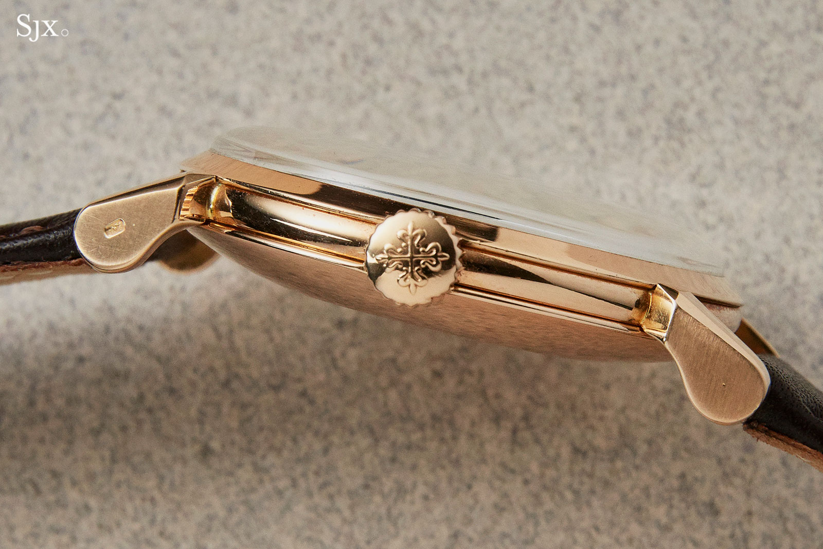 Patek 1578 pink gold phillips 5